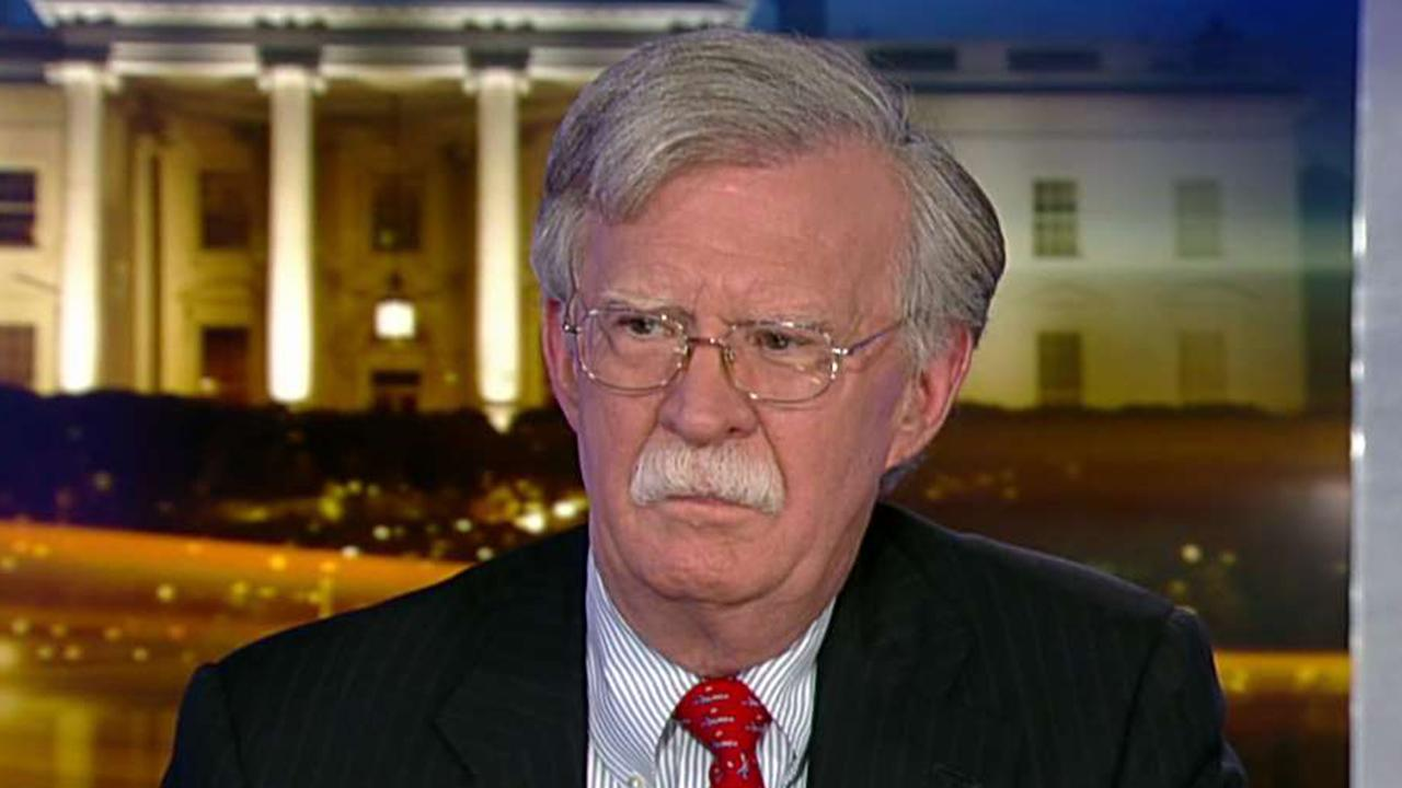 Bolton: My perspective of America's biggest threat
