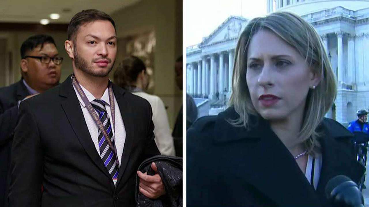 Pair of freshmen Democrats underneath review for supposed passionate relations with staffers