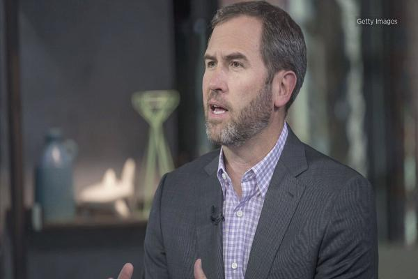 Ripple CEO Brad Garlinghouse on a destiny of cryptocurrencies