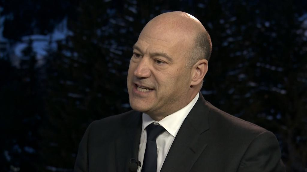 Gary Cohn on trade: 'We're looking for a turn personification field