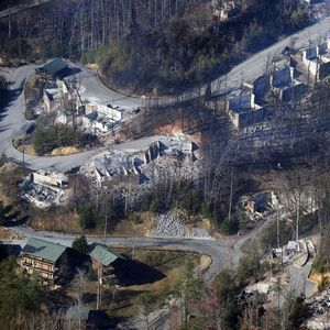 First Person Account Inside The Gatlinburg Fires Apocalyptic Wasteland Report News Today