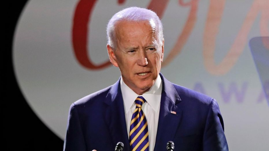 Woman claims Joe Biden kissed her though consent
