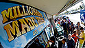 Lottery players double down on dual large jackpots