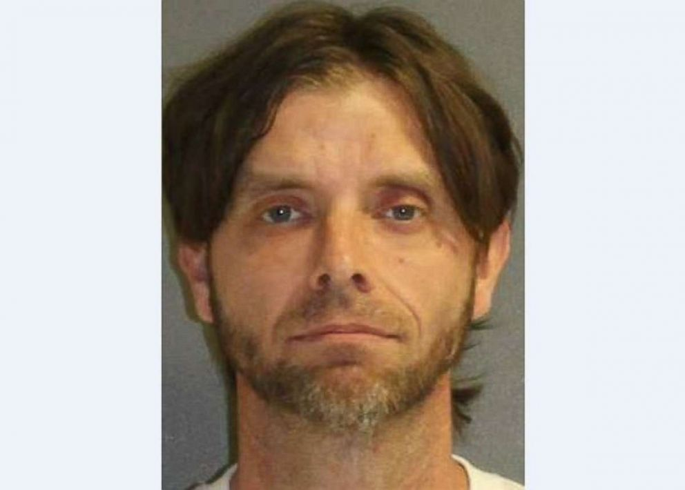 Jeremy Floyd, 39, was arrested by DeLand, Florida, military after he allegedly hold his partner serf in her home.