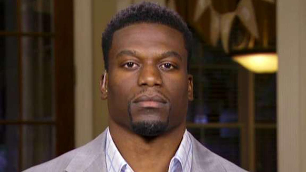 Pro-life NFL star on Trump's pull to anathema late-term abortions