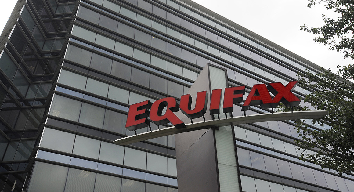 Equifax is graphic here. | AP Photo