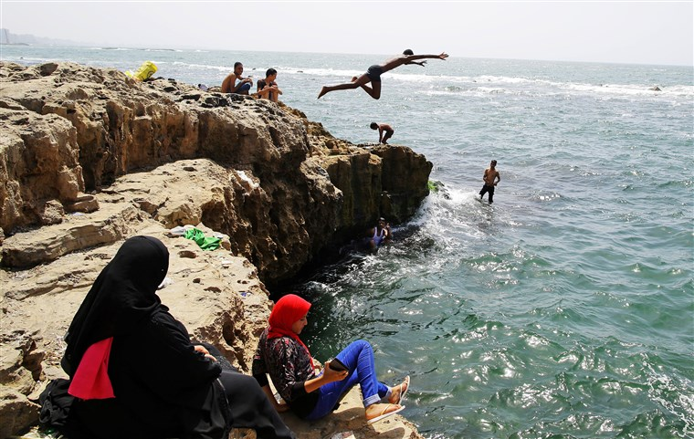 Image: Daily life in Alexandria