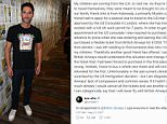 Lucifer star Tom Ellis pronounced he was confounded during a approach British Airways dealt with his booking