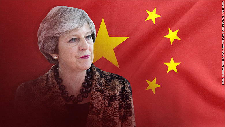 theresa might china