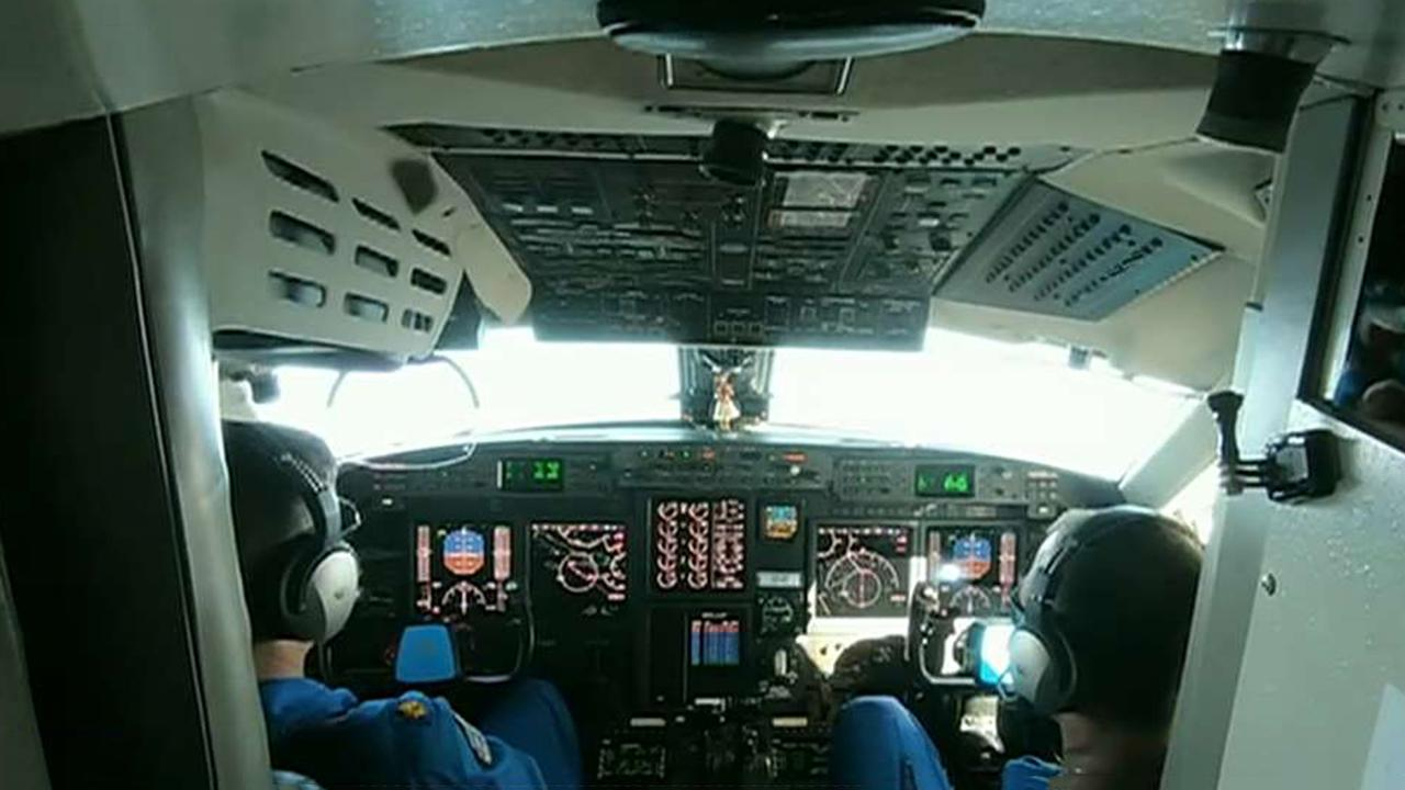 NOAA Hurricane Hunters moody executive on removing 'up tighten and personal' with Dorian