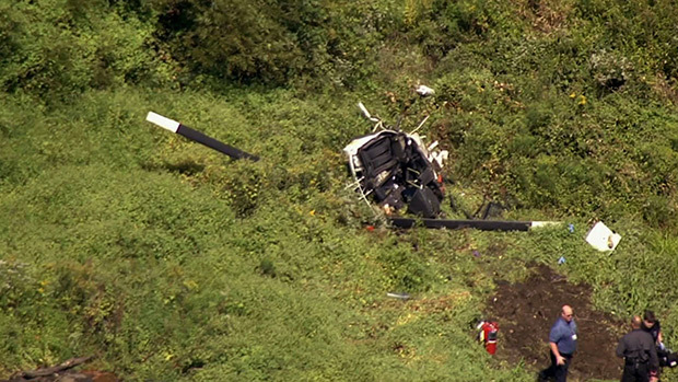 Troy Gentry's Helicopter Crash
