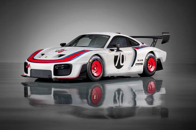 This is the ultra-desirable Porsche race car you'd happily