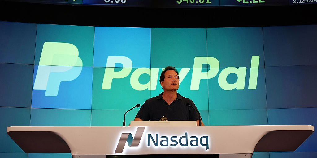 PayPal President and CEO Dan Schulman