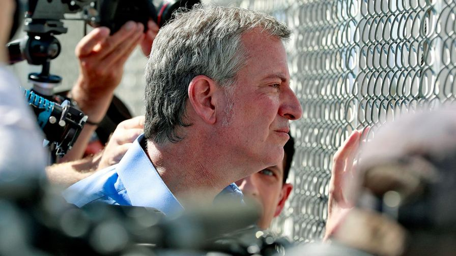 Border insurance claims a New York City mayor and Austin's Mayor Adler illegally crossed a limit between Mexico and a U.S. William La Jeunesse has a story.