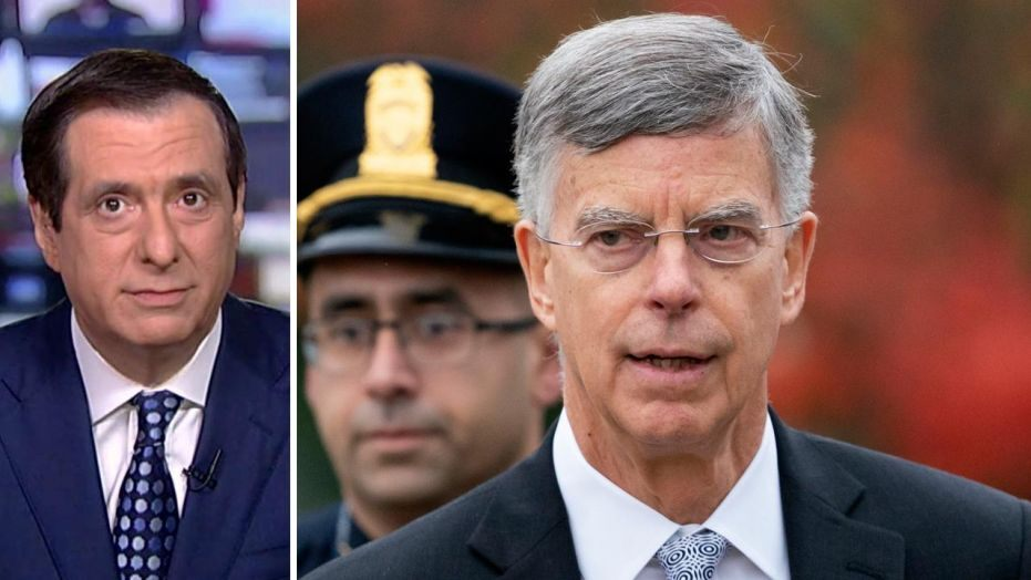 Howard Kurtz: William Taylor, recruited by Trump team, now underneath fire