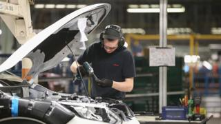 UK automobile production