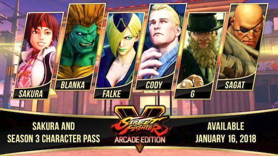 street warrior v deteriorate 3 DLC characters