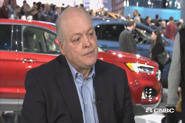 Ford CEO assured that repositioning a automaker will compensate off