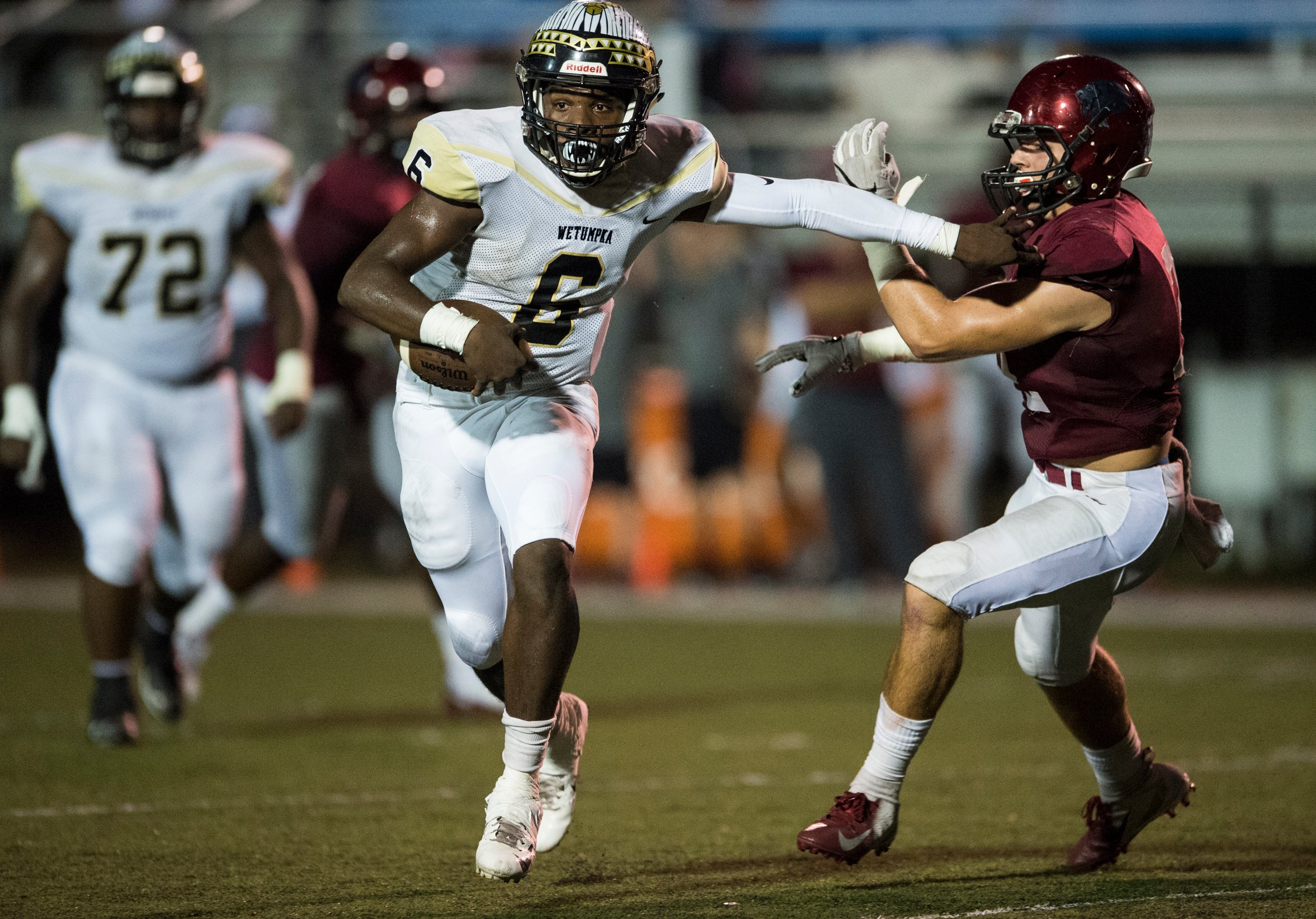 2018 Class 5a 7a All Metro Football Report News Today