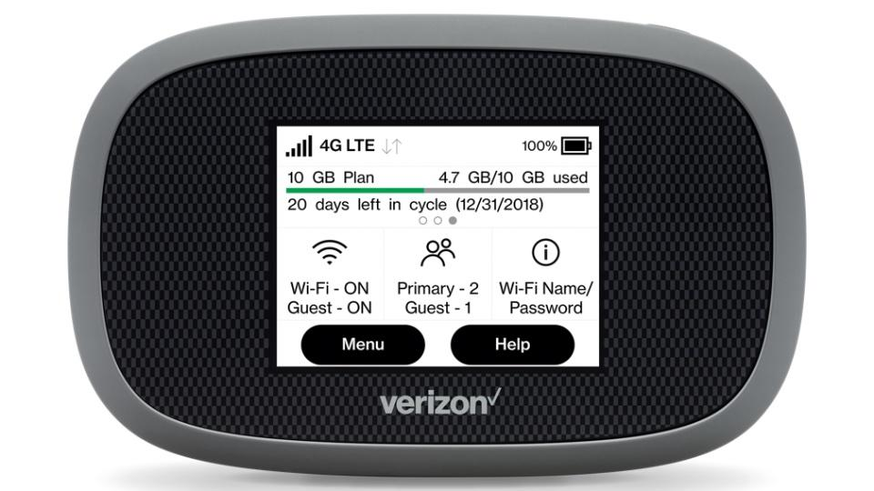 List of WiFi networks on smartphone in a selling mall