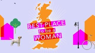 best place to be a lady graphic