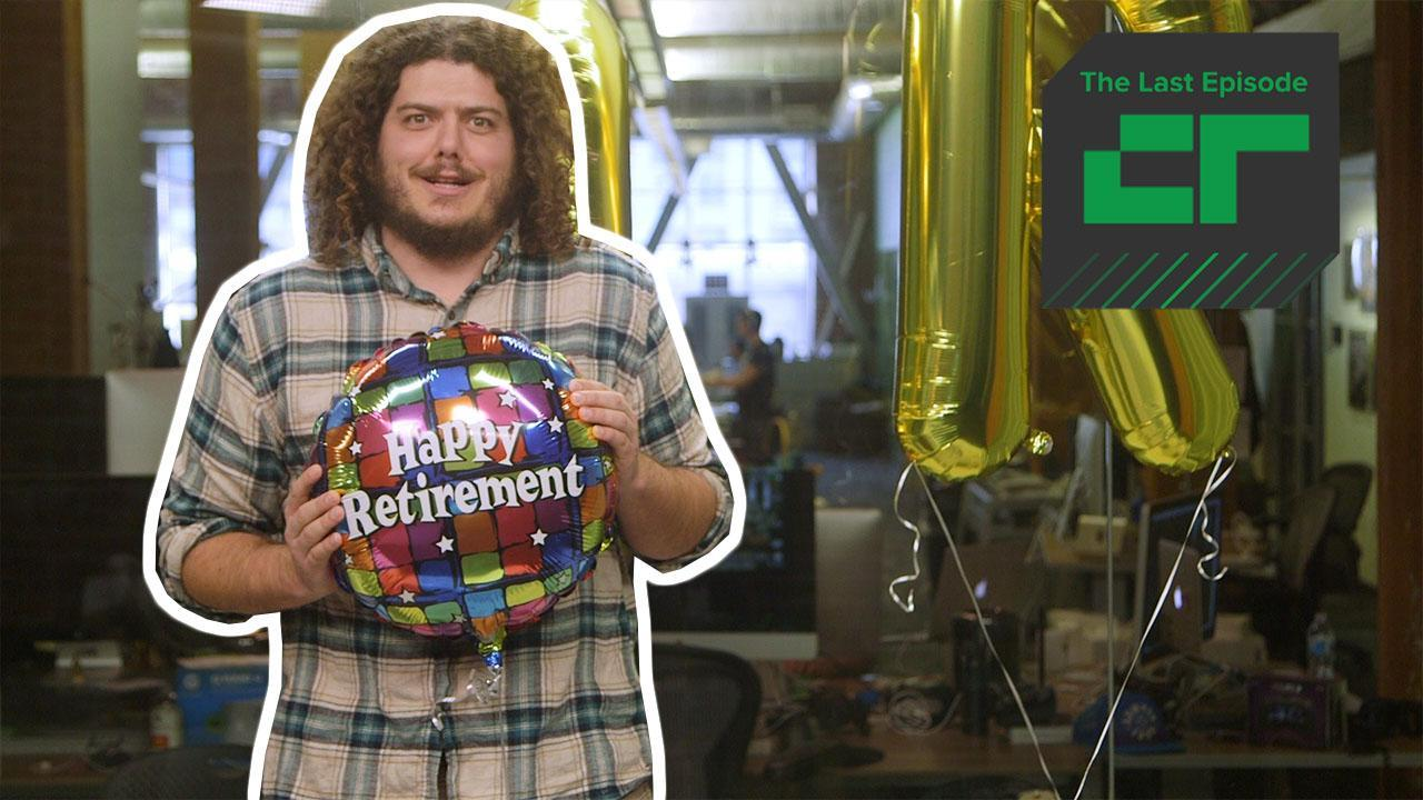 The Last Episode Of   Crunch Report