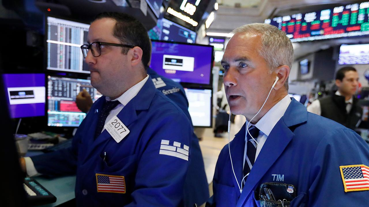 Stocks drop amid proclamation of new tariffs
