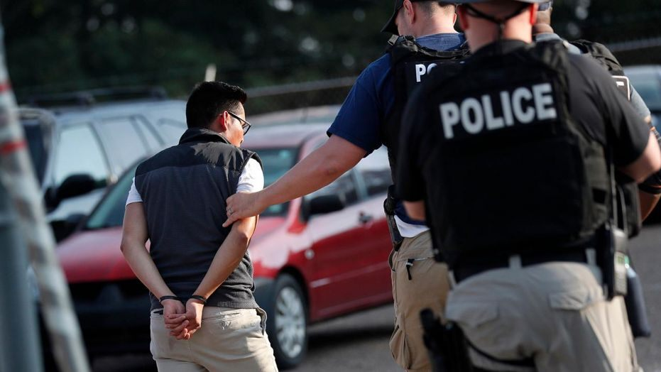 Almost half of a 680 arrested in Mississippi ICE raid expelled on 'humanitarian grounds'