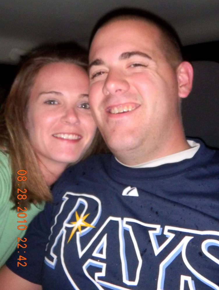 PHOTO: Michelle OConnell pennyless adult with her boyfriend, Jeremy Banks hours before she was found passed on Sept. 2, 2010.