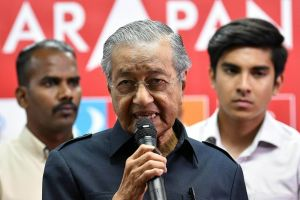 Dr Mahathir has pronounced a supervision has deviated given he stepped down 15 years ago from beliefs laid down by progressing leaders.