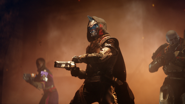 We strike a Destiny 2 gameplay eventuality and got all a sum from Eric Osborne, Head of Community