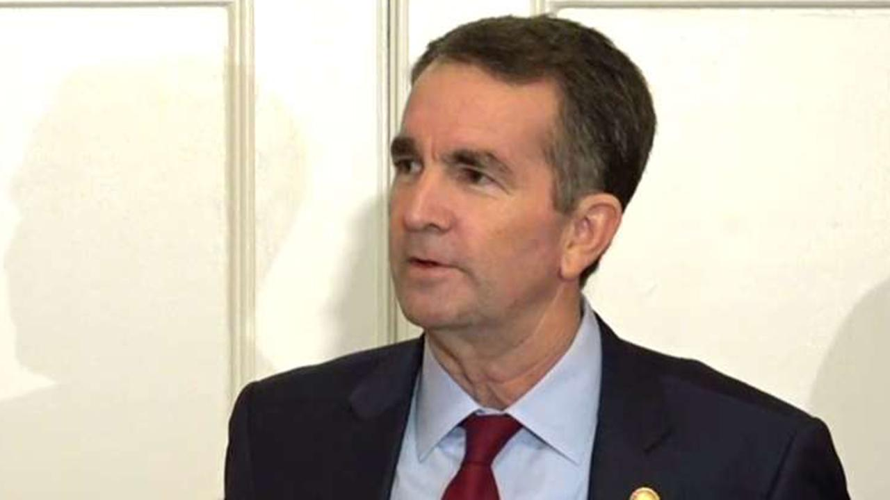 Virginia Democrat Gov. Ralph Northam says he will not renounce amid extremist print scandal