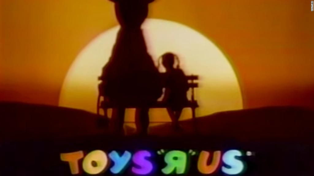 You won't be conference a Toys 'R' Us chime anymore