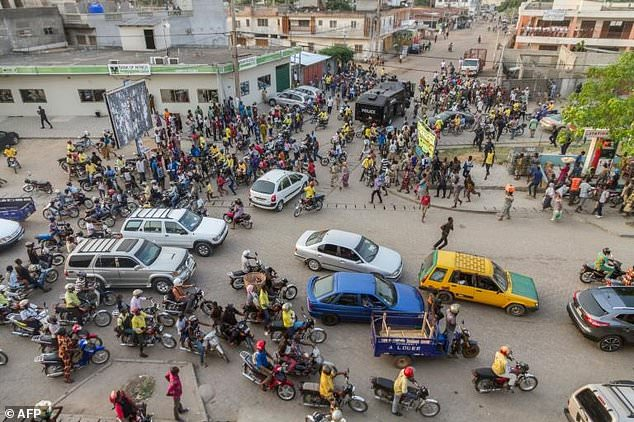 Crowdsourced mapping applications blending for use in Africa are perplexing to assistance people find their approach in cities where rambling expansion means many streets and buildings are unmarked