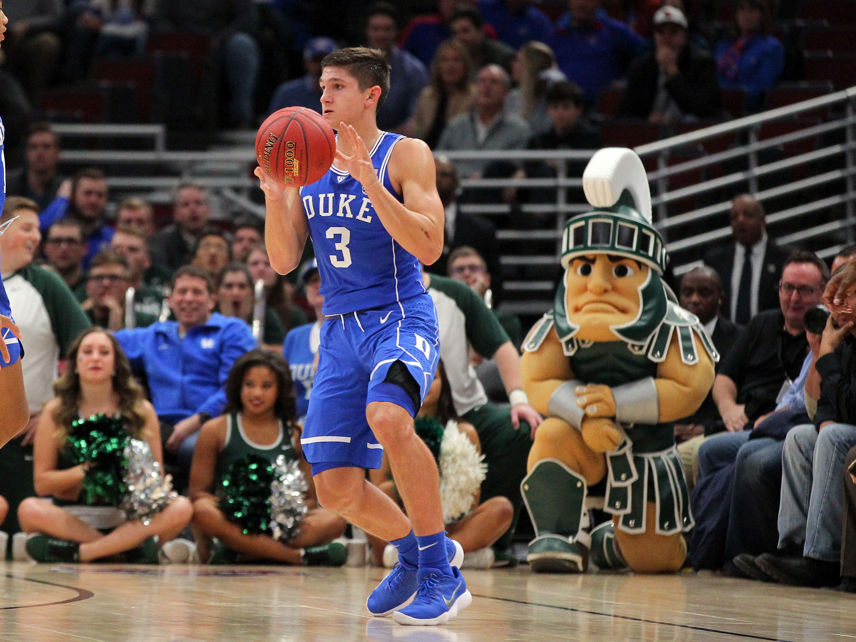 NCAA Basketball: Champions Classic-Duke vs Michigan State
