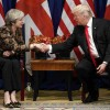 Trump Says He's Canceling UK Visit, Citing 'Bad Deal' On New London Embassy
