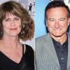 Robin Williams' Mork & Mindy Costar on His Alleged Sexual Antics on Set: 'I Never Took Offense'
