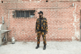 This Oakland wardrobe engineer sources textiles from Africa