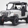 The Mahindra Roxor Is A Tiny Offroad Jeep That You Can Totally Buy In America