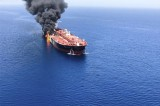 Pentagon claims new photos uncover Iran obliged for tanker attacks