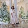 What's opposite about a Trump Christmas?