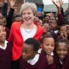 Theresa May pledges Africa investment boost after Brexit