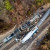 Amtrak sight on wrong lane in lethal crash; it says burden line controls signals