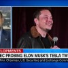 Elon Musk, in a 2:30 am tweet, tells Arianna Huffington he can't delayed down