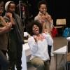 For This Playwright, Africa With Laughter, Not Tears