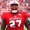 'I adore it each day:' Former NCSU standout credits football with assisting him find himself