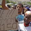 South Africa is giving behind land to black people as a concede for ignoring their flourishing anger