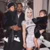 How Kim Kardashian & Kanye West Are Making North & Saint Feel Special After Birth of Third Child