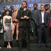 Here is Robert Downey Jr.'s romantic debate from a Avengers: Infinity War premiere