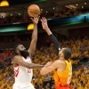 NBA playoffs: Rockets are unstoppable in Game 3 subjection in Utah; Warriors go down in New Orleans